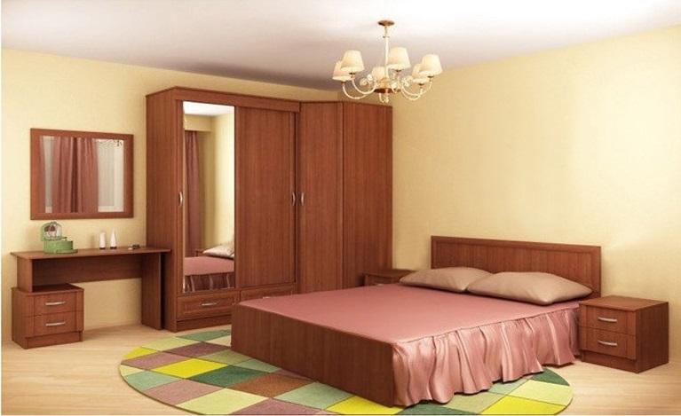 Мебель в спальные комнаты